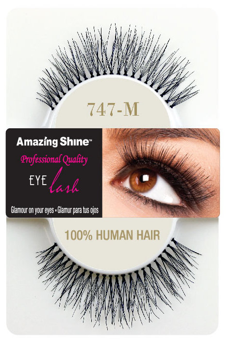Amazing Shine Eyelashes 747-M