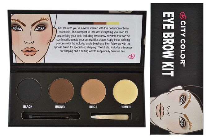 City Color Eyebrow Kit