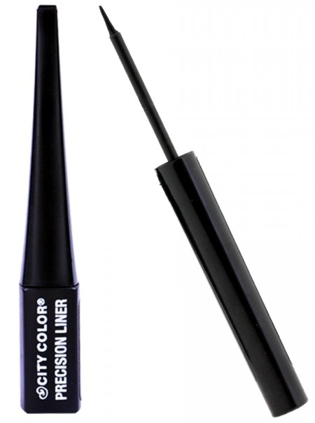 City Color Precision Eyeliner Black