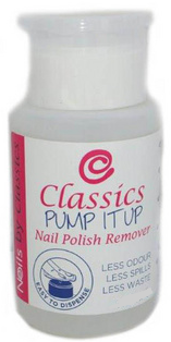 Classics Pump It Up Nail Polish Remover 300ml