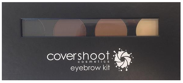 Cover Shoot Eyebrow Kit