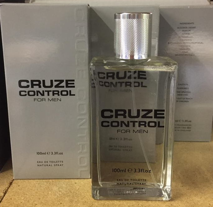 D&M Fragrance Aftershave Cruze Control 100ml EDT