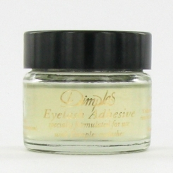 Dimples Eyelash Glue Pot Clear
