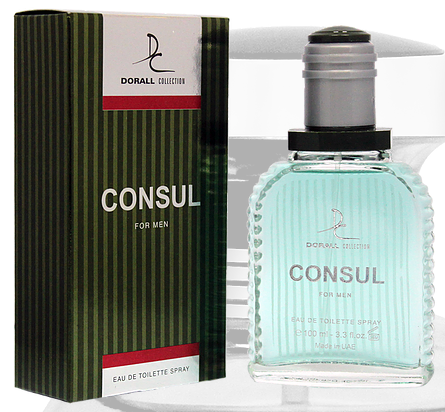 Dorall Collection Aftershave Consul 100ml EDT