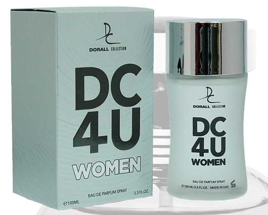 Dorall Collection Perfume DC 4 U 100ml EDP