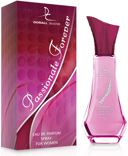 Dorall Collection Perfume Passionate Forever 100ml EDP