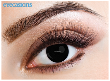 Eyecasions Contact Lenses Black Magic Daily