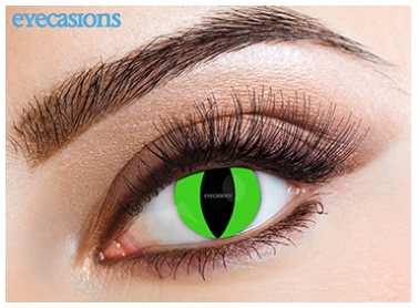 Eyecasions Contact Lenses Raptor Daily