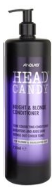 Head Candy Bright & Blonde Conditioner 750ml