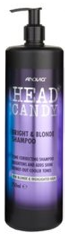 Head Candy Bright & Blonde Shampoo 750ml
