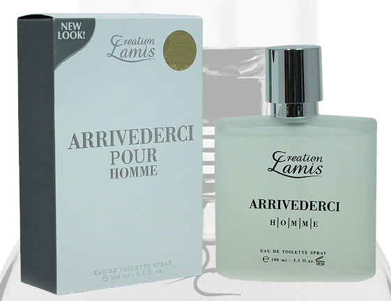 Lamis Aftershave Arrivederci Pour Homme 100ml EDT