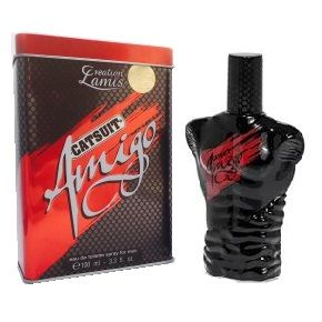 Lamis Aftershave Catsuit Amigo EDT Spray 100ml