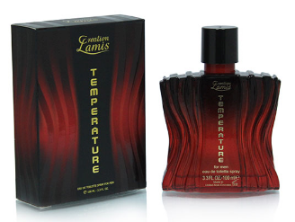 Lamis Aftershave Temperature 100ml EDT
