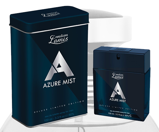 Lamis Deluxe Aftershave Azure Mist 100ml EDT