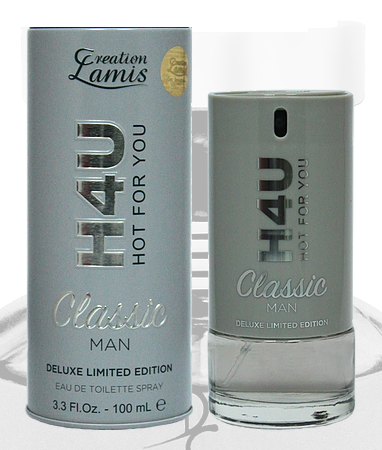 Lamis Deluxe Aftershave Hot 4 You Classic Man 100ml EDT
