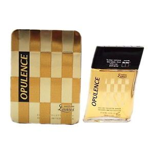 Lamis Deluxe Aftershave Opulence Men EDT 100ml