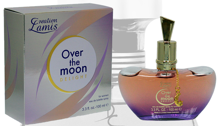 Lamis Perfume Over The Moon Delight 100ml EdP