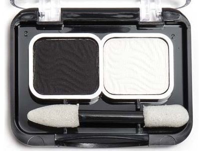 Laval Duo Eyeshadow Black & White Halloween