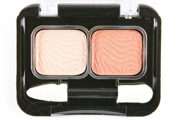 Laval Duo Eyeshadow Peach Mist