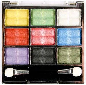 Laval Eyeshadow Palette Mixed Collection