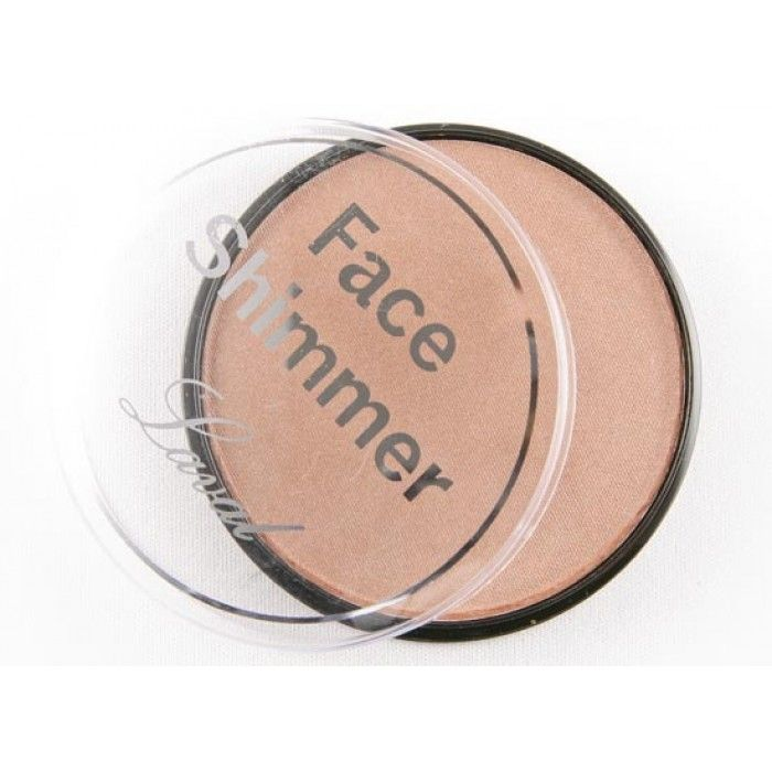 Laval Face Shimmer Powder Shimmering Tan