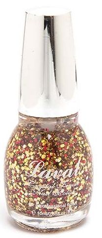 Laval Nail Polish Sunset Glitter