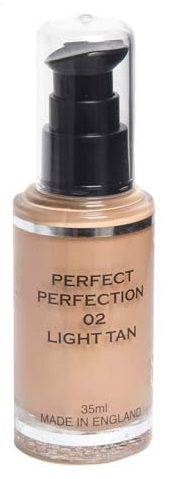 Laval Perfect Perfection Foundation 02 Light Tan 35ml