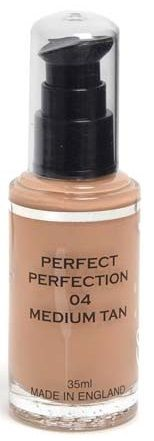 Laval Perfect Perfection Foundation 04 Medium Tan 35ml