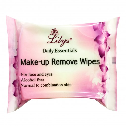 Lilyz Makeup Remover Wipes
