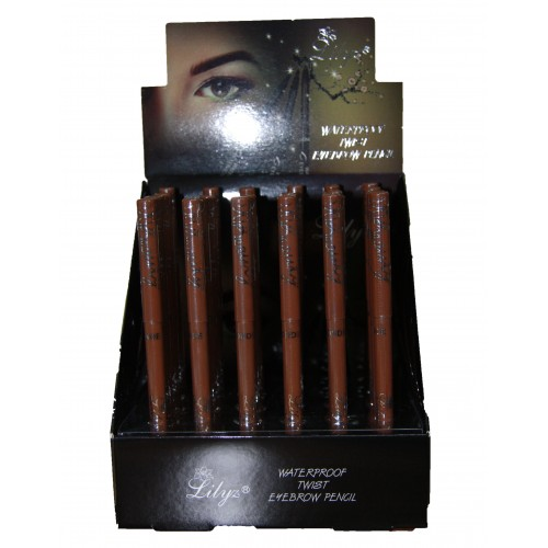 Lilyz Twist Eyebrow Pencil Blonde 1x1