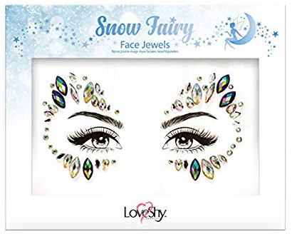 LoveShy Face Jewels Snow Fairy