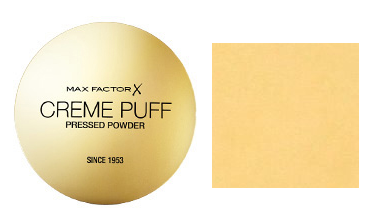 Max Factor Creme Puff Refil Medium Beige