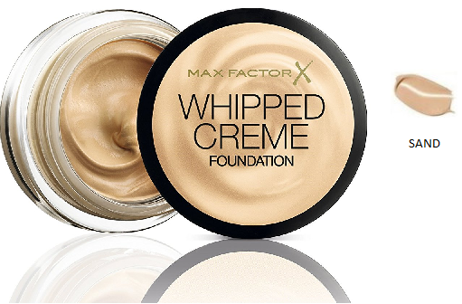 Max Factor Whipped Crème Foundation Sand