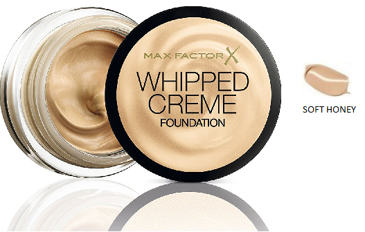 Max Factor Whipped Crème Foundation Soft Honey