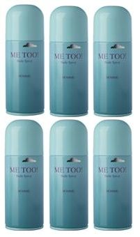 Milton Lloyd Body Spray Me Too Mens 1x6