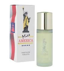 Milton Lloyd Fragrance Miss America 50ml