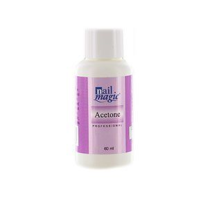 Nail Magic Acetone Professional 60ml