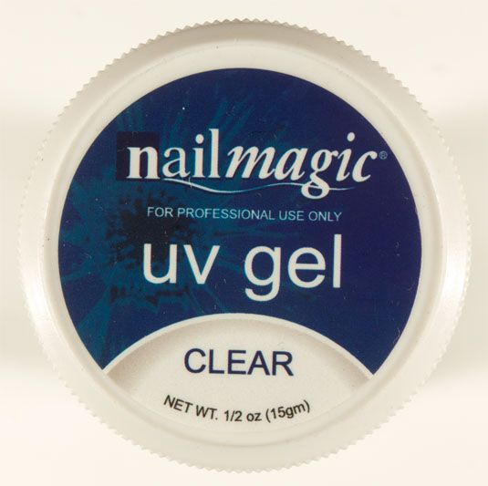 Nail Magic UV Gel Clear