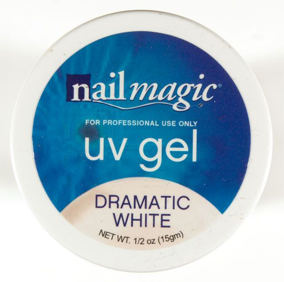 Nail Magic UV Gel Dramatic White