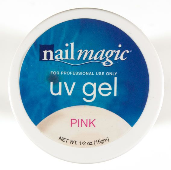 Nail Magic UV Gel Pink