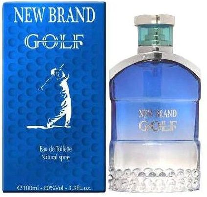 New Brand Aftershave Golf EDT Spray 100ml