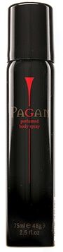 Pagan Perfumed Body Spray 75ml