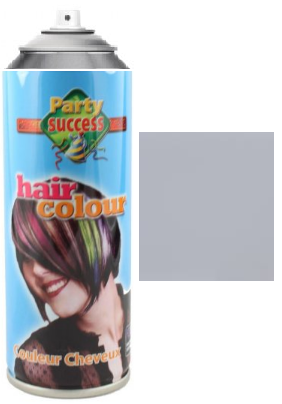 Party Success Colour Hairspray Grey