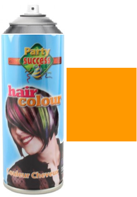 Party Success Colour Hairspray Orange