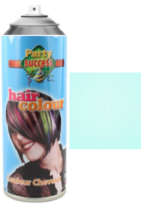 Party Success Colour Hairspray Pastel Aqua