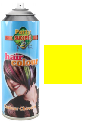 Party Success Colour Hairspray Yellow