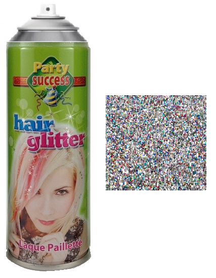 Party Success Glitter Hairspray Multi