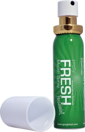 Pretty Mouth Spray Fresh Mint