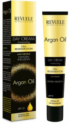 Revuele Argan Oil Day Cream Face