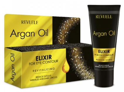 Revuele Argan Oil Rejuvenating Rinse for Eye Contour